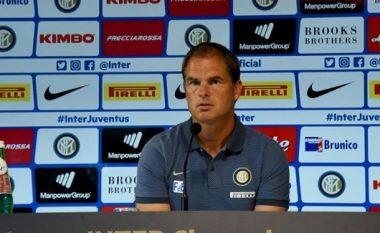 De Boer: Ndaj Romës vështirë, Joao Mario në dispozicion