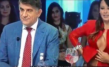 Doktori zbulon në emision opercaionet plastike që ka bërë Aurela Hoxha (Video)