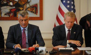 Delawie: Po e forcojmë Kosovën në luftimin e korrupsionit