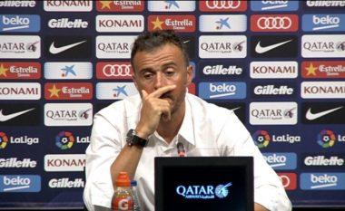 Enrique: 5-0 nuk është refleksion i lojës