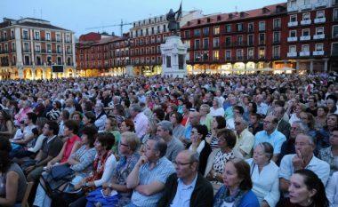 E gjithë Spanja në shesh për Ermonela Jahon (Foto/Video)