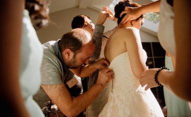 """Refugjati sirian """"i shpëton"""" dasmën nuses kanadeze (Foto)"""