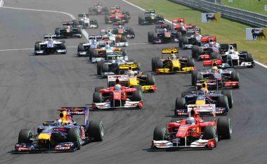 Formula 1, ndryshon rregullorja për vitin 2017
