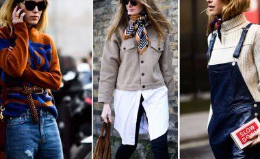 Shtatë veshje praktike për stilin vjeshtor