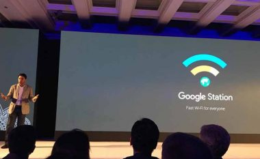 Google Station plane për mbulim global me WiFi