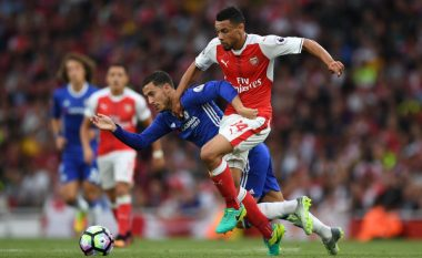 Hazard: Nuk ka arsyetime për humbjen ndaj Arsenalit