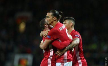 Ibrahimovic i lumtur me fitoren e Unitedit