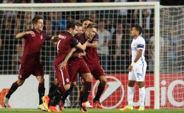 Inter humb nga Sparta, rrezikon kualifikimin (Video)