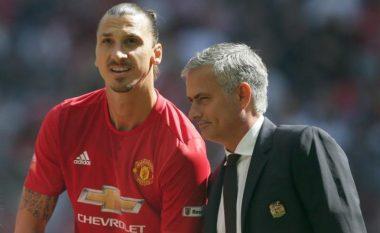 Mourinho tregon për takimin e tij të parë me Ibrahimovicin