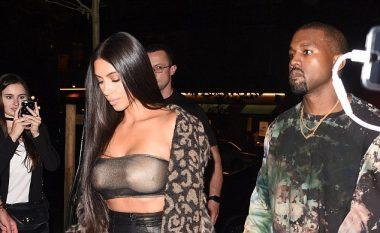 Kim Kardashian nuk lë vend për fantazi (Foto)