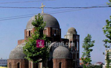 A e keni ditur se Kisha kur shikohet nga pjesa para Rektoratit ka një detaj specifik? (Foto)