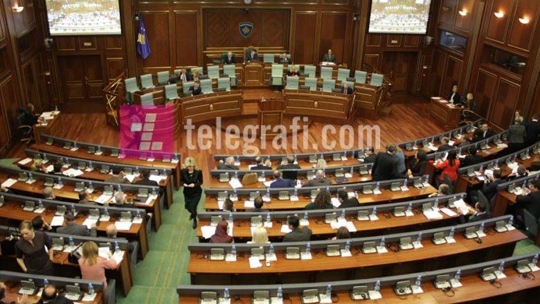 Kuvendi pret Qeverinë ta riprocedojë Demarkacionin