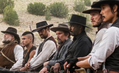 """""""Magnificent Seven"""", filmi më i shikuar i fundjavës (Video)"""
