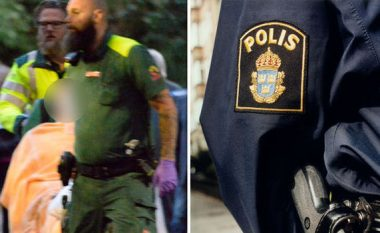 Një shpërthim i madh trondit Suedinë (Video)