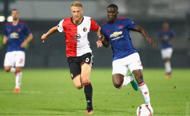 Man United – Zorya, formacionet zyrtare