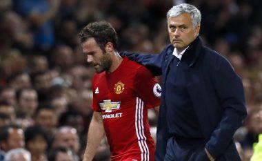 Mata flet për raportin e tij me Mourinhon