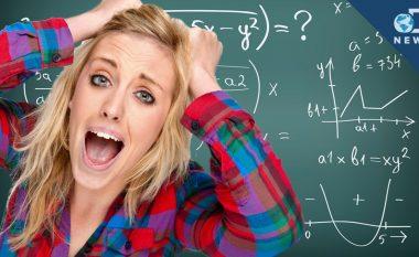 Jeni të dobët në matematikë? Çfarë thotë kjo për shëndetin?