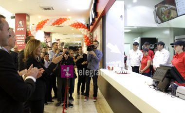 KFC sjell recetat e saja me famë botërore, planifikon zgjerim dhe hapje të vendeve të punës (Foto)