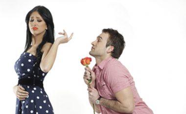 Meshkujt janë më romantikë sesa femrat