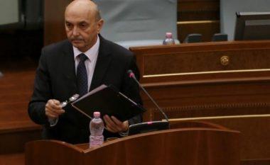 Mustafa nesër raporton para deputetëve