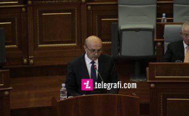 Mustafa: Plani strategjik është shtrirja e sovranitetit në tërë territorin e Kosovës