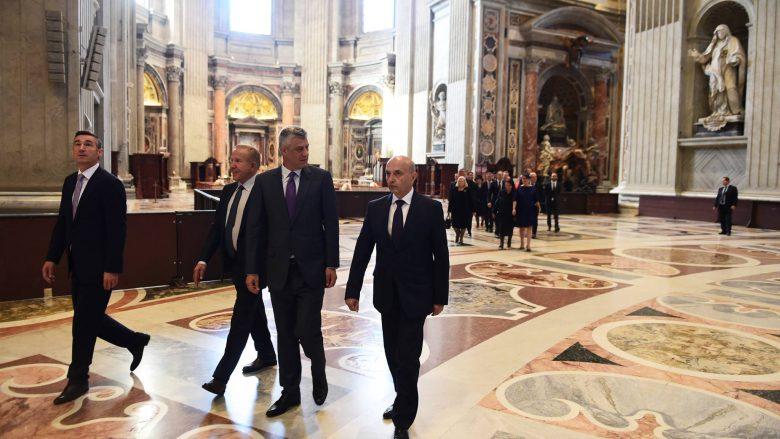 Mustafa për Nënë Terezën: Shqiptarët tashmë e kanë shenjtoren e tyre