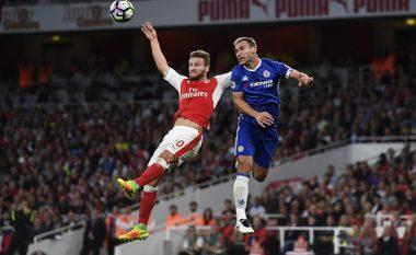 Mustafi nuk ka fjalë pas fitores ndaj Chelseat (Foto)