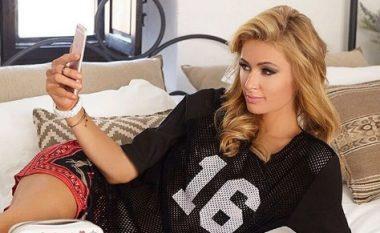 Gjakovarja grimon Paris Hiltonin midis Beogradit (Foto)