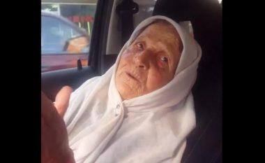 Poezia emocionuese e 88 vjeçares për Adem Jasharin (Video)