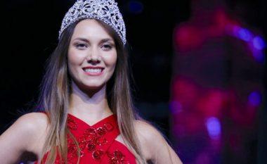 'Miss Turkey International' dorëzon kurorën e mbretëreshës! (Foto)
