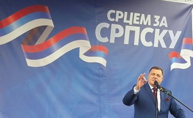 Serbët e Bosnjës mbajnë referendumin e ndaluar