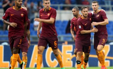 Roma – Astra, formacionet zyrtare