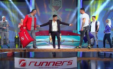 """""""Prishtinalitë"""" mposhtin ekipin """"3 Yjet"""" në Super Sfida"""