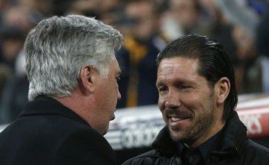 Si e vlerësuan ndeshjen e mbrëmshme Ancelotti dhe Simeone?