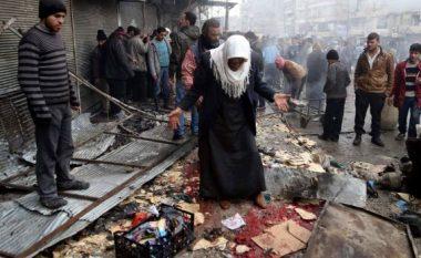 ShBA-ja paralajmëron Rusinë: Bisedimet do të përfundojnë nëse vazhdojnë bombardimet në Siri