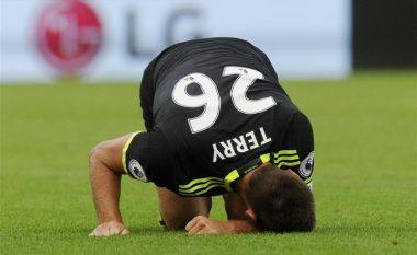 Terry humb sfidën kundër Hull Cityt