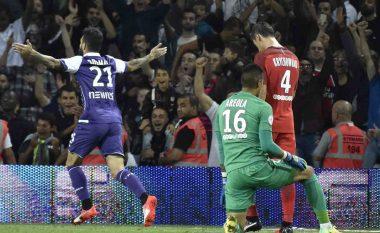 Toulouse 2-0 PSG, notat e lojtarëve (Foto)