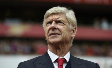 Wenger nuk përjashton mundësinë për të marrë drejtimin e Anglisë