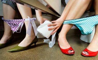 Ja përse femrat shkojnë bashkë në WC