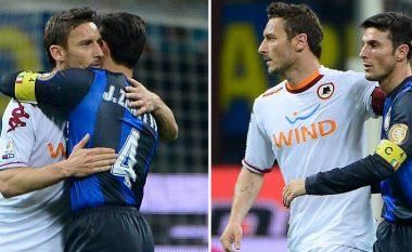 Zanetti fjalë të mëdha për Tottin