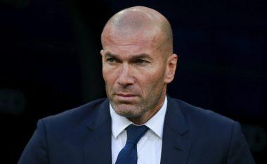 Zidane i kënaqur me lojën e futbollistëve, por jo edhe rezultatin