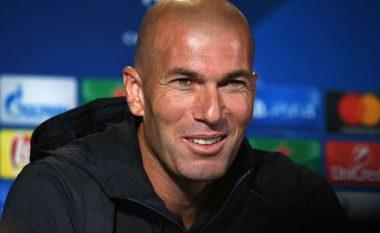 Zidane nuk shqetësohet për formën jo të mirë të skuadrës