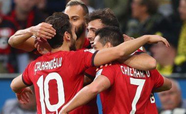 Bayer-Dortmund, a ishte Mehmedi më i miri në fushë? (Foto)