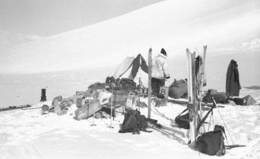 Zbulohet baza e ushtrisë gjermane në Polin e Veriut