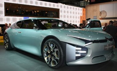 CXPerience është kundërpërgjigjja e Citroenit për Teslan (Foto)
