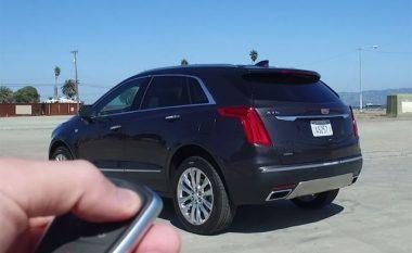 Cadillac XT5 që lansohet më 2017, nuk është konkurrent me BMW apo Porsche (Video)