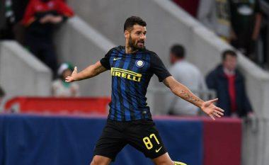 Gol fantastik nga Candreva, Inter kalon në epërsi (Video)