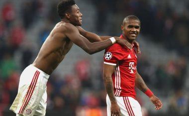 Shënon Costa, por 'kopjon' Tottin në festën e golit (Foto/Video)