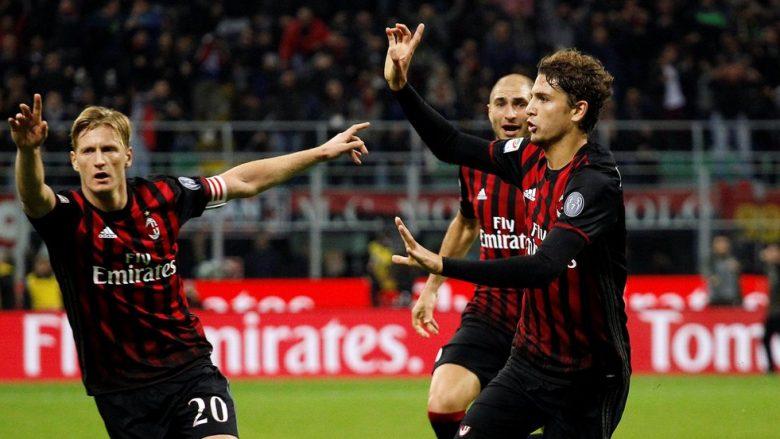 Milani tregon seriozitetin, triumfon edhe ndaj Juventusit (Video)