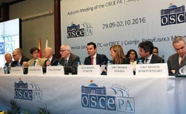 """Debat """"Zhvillimi i institucioneve demokratike dhe të drejtave të njeriut në EJL dhe roli i OSBE-së"""""""